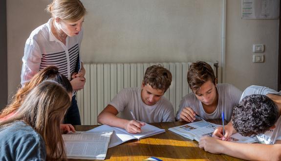 Liceo in 4 anni con mobilità internazionale. Scopri come ottenere la borsa di studio!