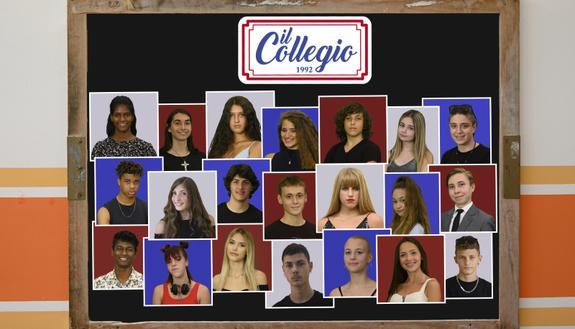 Il Collegio 5: quando comincia, il cast e i profili Instagram degli studenti