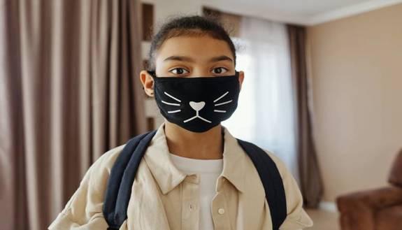 In Sicilia possibile indossare le mascherine di stoffa a scuola