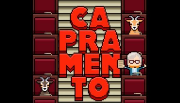Capramento: Vittorio Sgarbi diventa il protagonista di un videogame