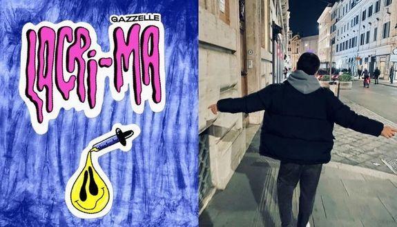 """Gazzelle: il testo di Lacri-ma, la canzone uscita """"a sorpresa"""""""