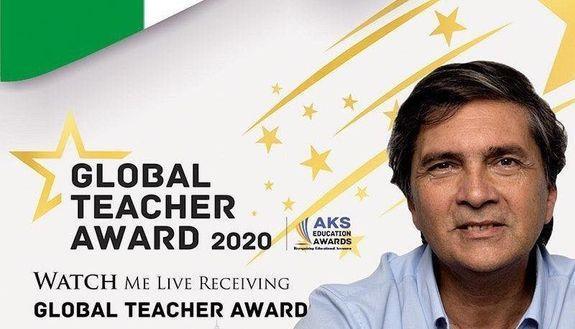 Il miglior professore del mondo è italiano: chi è Daniele Manni, vincitore del Global Teacher Award 2020