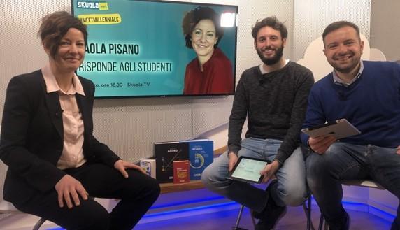 """ll ministro per l'Innovazione Pisano: """"Il Coronavirus? Una opportunità per il digitale in Italia"""""""