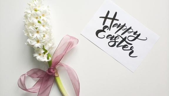 Gli auguri di Pasqua ai tempi del Coronavirus