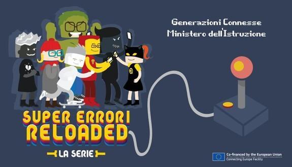 Super Errori, torna la webserie di Generazioni Connesse che aiuta a usare internet al meglio