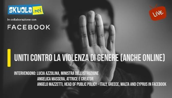 """Violenza di genere, Azzolina: """"Per combattere l'odio online serve una 'rivoluzione gentile'. Facciamo leggere la Costituzione ai ragazzi e i politici diano il buon esempio"""""""