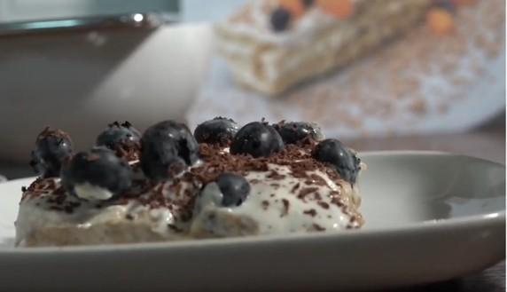 Ricette dall'Europa: torta latte e biscotti dell'Estonia
